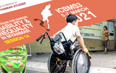 Panel: Voices from the Margin – Disability and Inequality in Myanmar